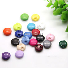 A132 sewing accessories candy color dark hole light shirt shirt button scrapbooking clothing set bulk buttons sewing sew