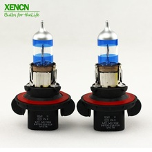 XENCN H13 9008 12V 60/55W 3800K Super bright Second Generation Dawn Light Car Bulb Germany Quality Halogen Headlights for Hummer
