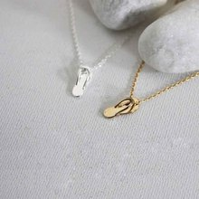10pc  2016 New Jewelry Flip Flop Necklace  Fashion Shoes Necklace gift for best friend