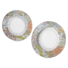 wedding bomboniere table Destination Love World Map Mini Photo Frame  10pcs/lot