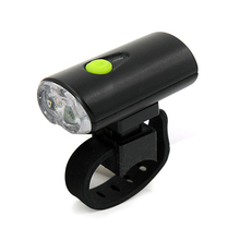BEGINAGAIN USB Rechargeable Bike Front Light Bicycle Accessories Flashlight Cycling LED Head Light Waterproof Bicycle Light