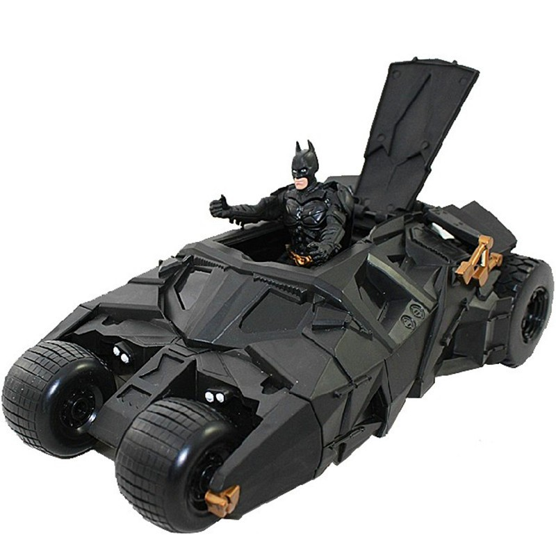 Free shipping The Dark Knight BATMAN BATMOBILE Tumbler BLACK CAR Vehecle Toys Action Figure Collection Model  dolls #022<br><br>Aliexpress
