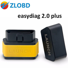 100% original Launch easydiag 2.0 plus for Android/ios 2 in 1 Launch X431 easydiag auto code reader support update online