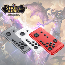 Mocute-055 Bluetooth Gamepad for Strike of Kings Mobile Game Handheld Joystick Console 4 Android iOS iCade Smartphone TV Box PC