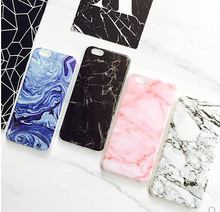 Transparent TPU Crystal Granite Marble Case Cover For Apple iPhone 6 6S Case Silicone 6 Series Cheap Case For Phone