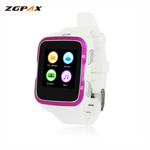 ZGPAX S83 Android Smart Watch Phone with 5.0 HD Camera Support Wifi 2G,3G Network,GPS NAVIGATION,Facebook,Twitter,Skype
