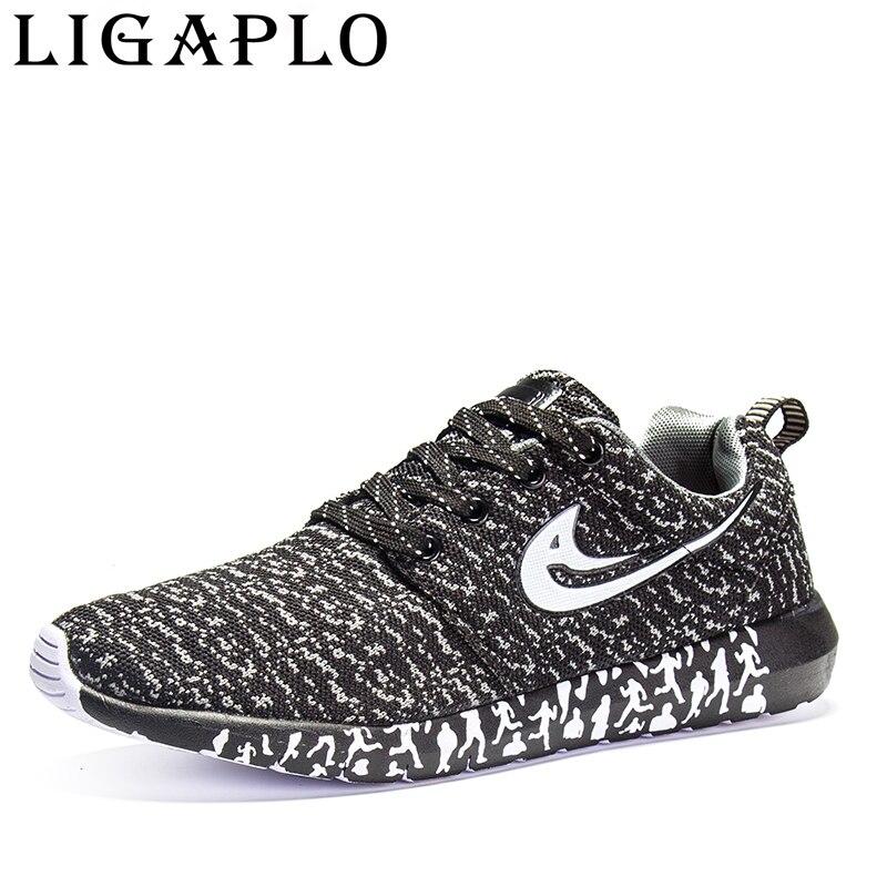 Men Women sport Flats Breathable men\'s shoes mens ...
