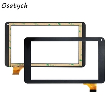 7 Inch T7 126-070F Touch Screen Digitizer Glass Panel For Newman Black