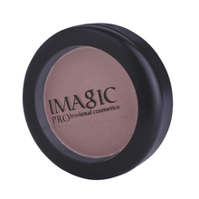 IMAGIC Eye Shadow Blush Palette Face Makeup Baked Cheek Color Blusher Professional Blusher maquillaje pincel maquiagem(China)