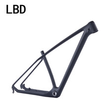 Buy 2017 carbon MTB frame 27.5er/29 Mountain bicycle frameset 142*12mm thru AXle frame UD carbon mountain bike frame 650B/29ER for $333.00 in AliExpress store