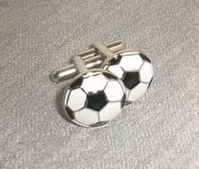 Free shipping  Football french nail sleeve shirt cufflinks male circle cufflinks  cufflinks wholesale