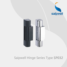 Saipwell SP032 zinc alloy universal lambo door hinges heavy duty weld hinges shower screen pivot hinges 10 Pcs in a Pack(China)