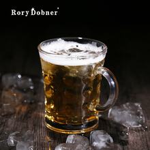 Beer Glass Creative Home Glass Cup Small Fine Brewing Beer Cup Valentine Beer Mug Glass Mugs Glass Pint Small Brewed Beer G409