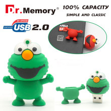frog U disk 32g 64g usb flash drive lovely personality creative 2g 4g usb2.0 flash memory cartoon lovers pen drive 8g pendrive