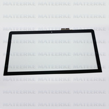 "15.6"" Laptop Replacement Touch Screen Digitizer Glass Repairing Part For Sony Vaio SVF152 SVF153 series"