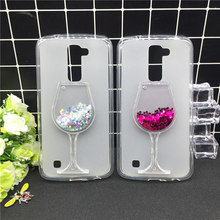 Buy Glitter Quicksand Phone Cases LG Spirit 4G LTE H440Y H440N H440 H420 C70 H422 Case Bling Cute Srtars Cup Back Cover for $3.57 in AliExpress store