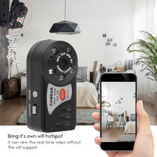Buy Mini Q7 P2P WiFi DVR Wireless Camcorder DV Camera Video Recorder IP Camcorder Night Vision Motion Detection Built-in Microphone for $15.19 in AliExpress store
