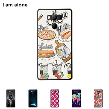 Soft TPU Silicone Case For Elephone P9000 5.5 inch Cellphone Cover Mobile Phone Protective Skin Mask Color Paint