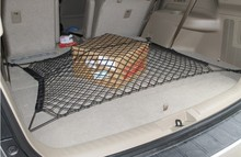 Car trunk net. Convenient fixed goods. Mitsubishi Grandis Outlander Pajero LancerEvo Eclipse FOR BMW AUDI KIA STICKER