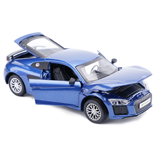 Maisto 1:32 Audi R8 V10 Plus Diecast Model Car Toy Free Shipping for children birthday gift(China)