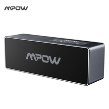Mpow Portable Bluetooth Wireless Speaker with 20W Output HD Audio Enhanced Bass Built-in Microphone for iPhone Android etc