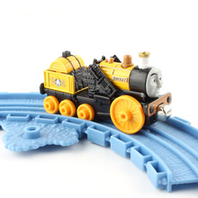 Stephen Rocket golden King of the Railway steam engines Thomas and friends trains the Tank railway trains diecast model toy boys(China)