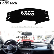 audi A7 2009 2010 11 2012 13 14 15 2016 dashboard mat Protective pad Shade Cushion Photophobism Pad car styling accessories - HochiTech Store store