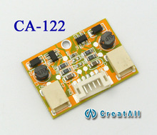 CA-122 dual-port LED constant current dual-lamp LED LED drive power 9.6V output constant current source(China)