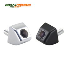 CCD HD IR Rearview Camera Waterproof Night Vision 170 Degree Wide Angle Luxurious Parking Reverse Backup Monitor Universal fit