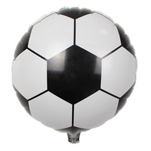 New 18 inch Football Balloons children's toys wholesale wedding party decoration balloons for baby gift