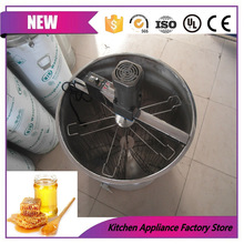 Automatic electric motor radial honey extractor honey processing machine