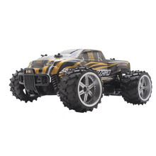1:16 Electric RC Car Off Road High Speed Remote Control Car Model with Remote Controller  Instructions  Battery Pack