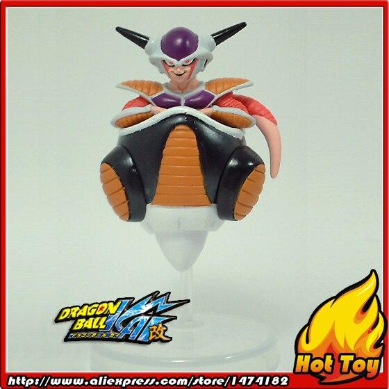 100% Original BANDAI Gashapon PVC Toy Figure HG Part 7 - Freeza / Frieza (6cm tall) from Japan Anime Dragon Ball Z<br>