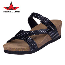 CoolFar wedge sandals women it is wood or cork sandals we have white black gold high heel wedge sandals which is fashion
