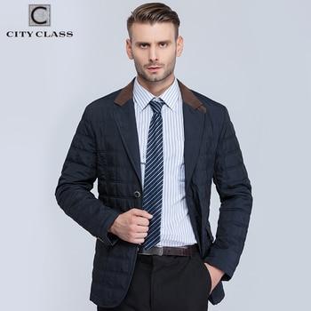 Ville Classe Nouveau Hommes Automne Vestes Et Manteau De Mode Casual Slim Fit Couture Col Tailleur Veste Livraison Gratuite CC13163