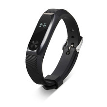Buy Replacement Wristband Band Strap + Metal Case Cover Xiaomi Mi Band 2 Bracelet for $4.43 in AliExpress store