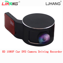 Top New USB HD 1080P Car DVR Camera Driving Recorder Video Recorder For Android Car DVD Monitor Recorder 1280*720 GPS record USB(China)