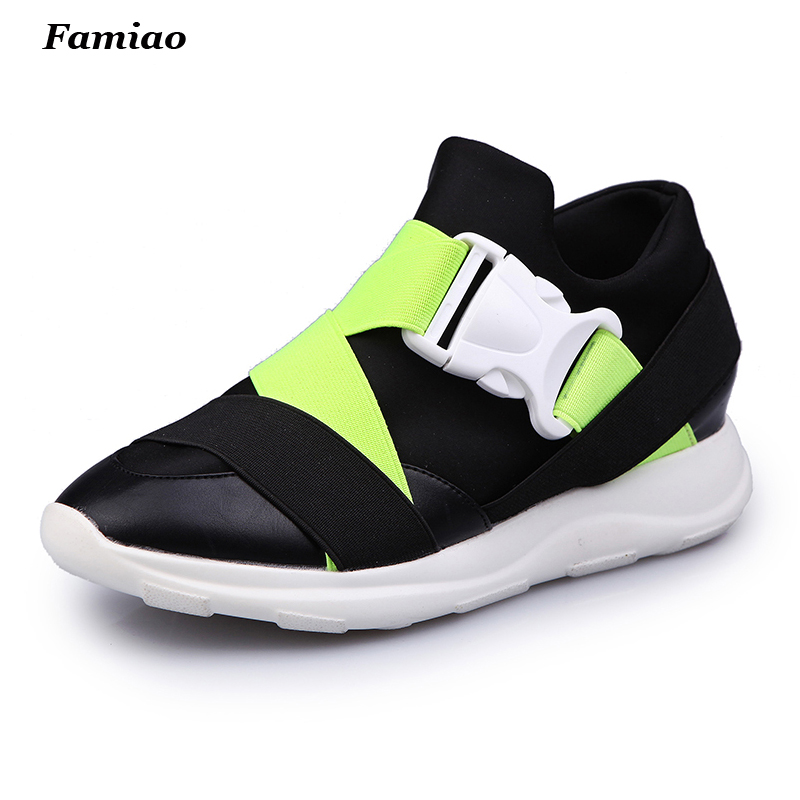 New 2017 Fashion  Women Trainers Breathable Sport Woman Shoes Casual Outdoor Walking Women basket femme<br><br>Aliexpress