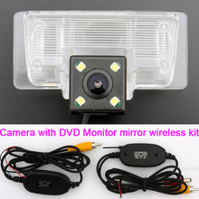 CCD HD Car Backup Rear View nightvision waterproof Wireless Reverse Camera For Nissan Teana Paladin Sylphy Altima TIIDA Almera