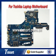 100% working laptop motherboard for toshiba P55 P55-A H000056020 with I5 cpu system mainboard fully tested