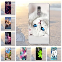 Cases For Lenovo K6 K 6 Note 5.5 inch K53 A48 K6Note K53A48 Case Soft TPU Silicone Phone Cover for Lenovo K6 k 6 note Gel Skin