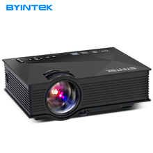 2017 Latest BYINTEK ML215 ML218 BT460 Home Theater HDMI USB VGA LCD Video Portable Mini 1080p HD LED Projector Proyector(China)