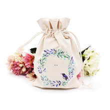 chocolate Candy box gift bag Birthday Wedding Christmas Xmas Jewelry Packaging Wrap Drawstring Pouches Decoration storage bag(China)