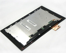 For Sony Xperia Tablet Z Full LCD Display Panel Touch Screen Digitizer Assembly Replacement Repairing Parts
