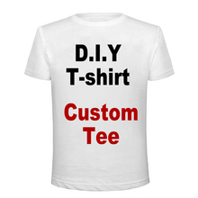 Fashion 3D Printed Custom T-Shirts Summer Short Sleeve O-neck Tee Shirt Design For Dropping Shipping And Wholesale Unisex Tops