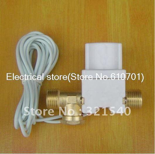 1/2BSPP Brass Plastic Solar Solenoid Valve 12VDC 24VDC 220V N/C Non-Return 3m Wire Water Air Gas Fluid Brand New<br><br>Aliexpress