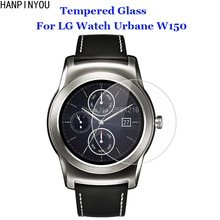 For LGWatch Urbane W150 Tempered Glass 9H 2.5D Premium Screen Protector Film For LG Urbane W150 SmartWatch