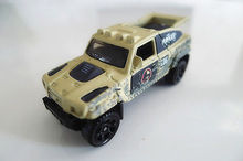 CC02--Matchbox Ridge Raider 1:64 Toy Car Buy 4 Get 1 For Free