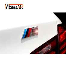 Buy M power Motorsport Metal Logo Car Sticker Rear Trunk Emblem Grill Badge BMW E46 E30 E34 E36 E39 E53 E60 E90 F10 F30 M3 M5 M6 for $1.02 in AliExpress store