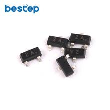 500Pair MMBT3906 MMBT3904 SOT-23 (500 pcs 2n3906+500 pcs 2n3904 smd ) PNP NPN General Purpose Amplifier